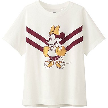 WOMEN DISNEY PROJECT SHORT SLEEVE GRAPHIC T-SHIRT, OFF WHITE, medium