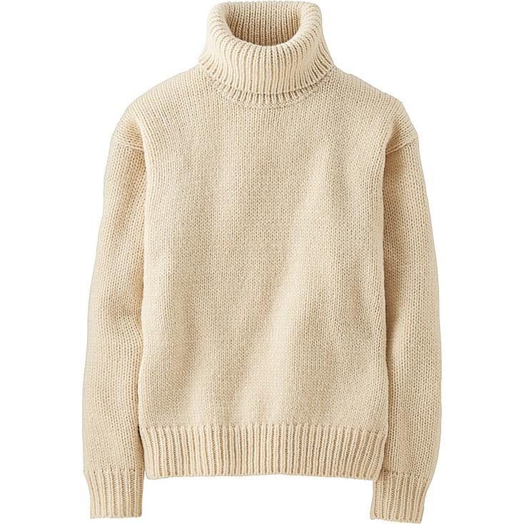 WOMEN INES Turtle Neck Sweater