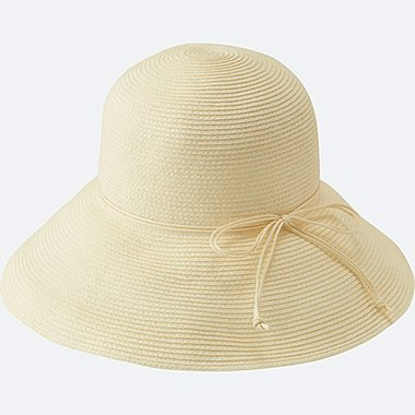 WOMEN Cut Floppy Hat