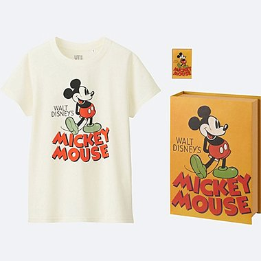 WOMEN DISNEY COLLECTION GRAPHIC SHORT SLEEVE T, OFF WHITE, medium