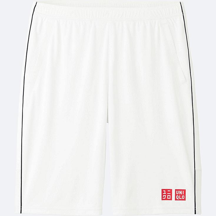 MEN DRY SHORTS, OFF WHITE, large