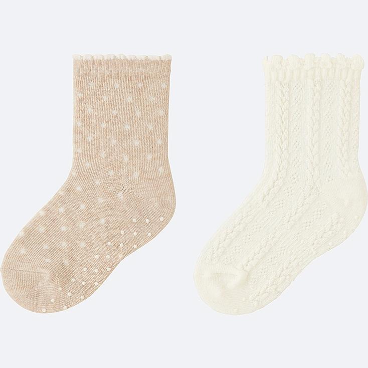 BABY Socks - 2 Pairs