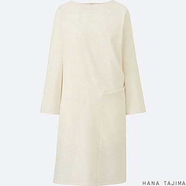 WOMEN HANA TAJIMA TIE BACK LONG SLEEVE TUNIC