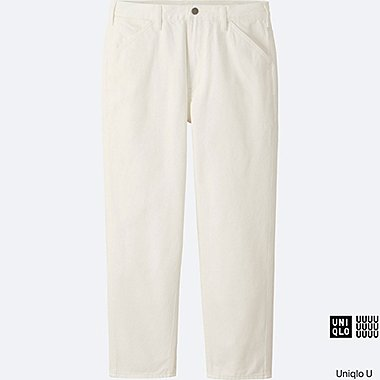 MEN Uniqlo U Oversized Denim Jeans