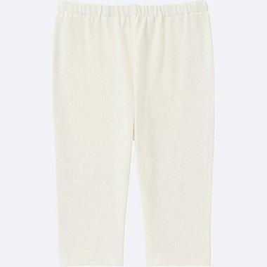 TODDLER CROPPED LEGGINGS, OFF WHITE, medium