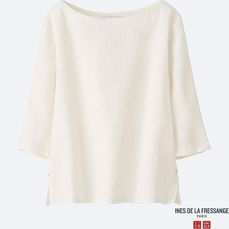 INES Blouse Lin Premium FEMME