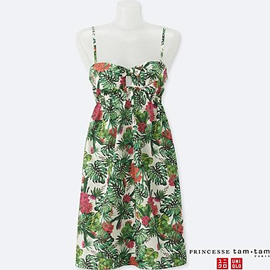 WOMEN PRINCESSE TAM.TAM Dress (Botanical)