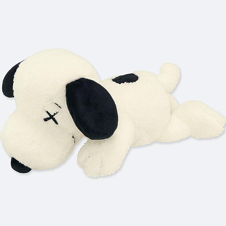 KAWS X PEANUTS TOY (SMALL), OFF WHITE, large