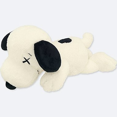 KAWS X PEANUTS TOY (SMALL), OFF WHITE, medium