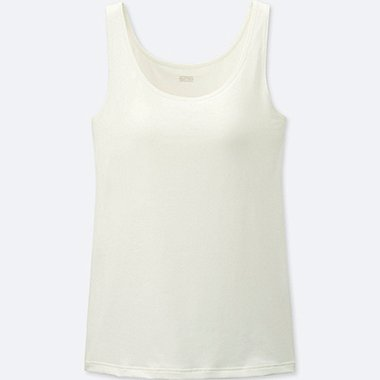 WOMEN HEATTECH BRA SLEEVELESS TOP