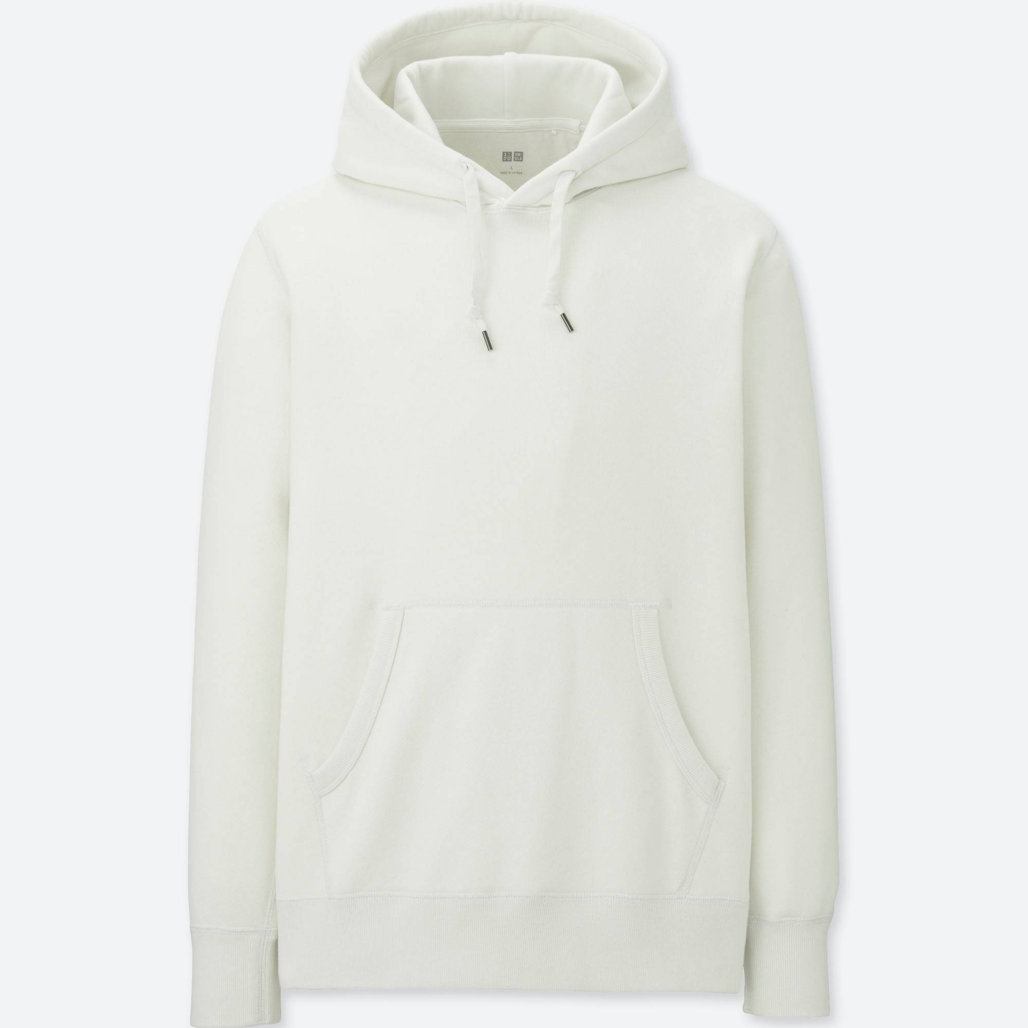 MEN LONG-SLEEVE SWEAT PULLOVER HOODIE | UNIQLO US
