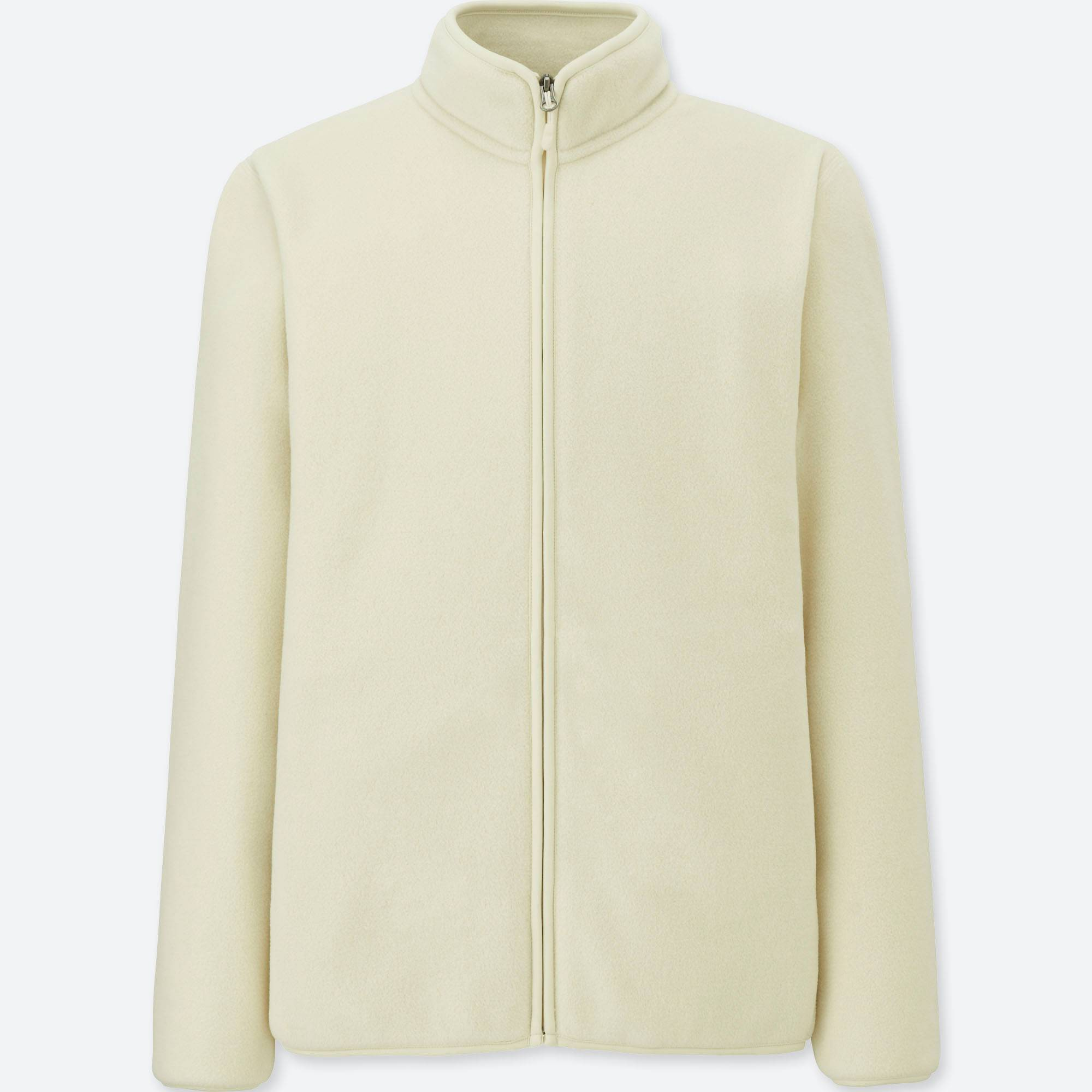 MEN FLEECE LONG-SLEEVE FULL-ZIP JACKET | UNIQLO US