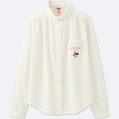 CHEMISE FLANELLE DISNEY COLLECTION  FILLE