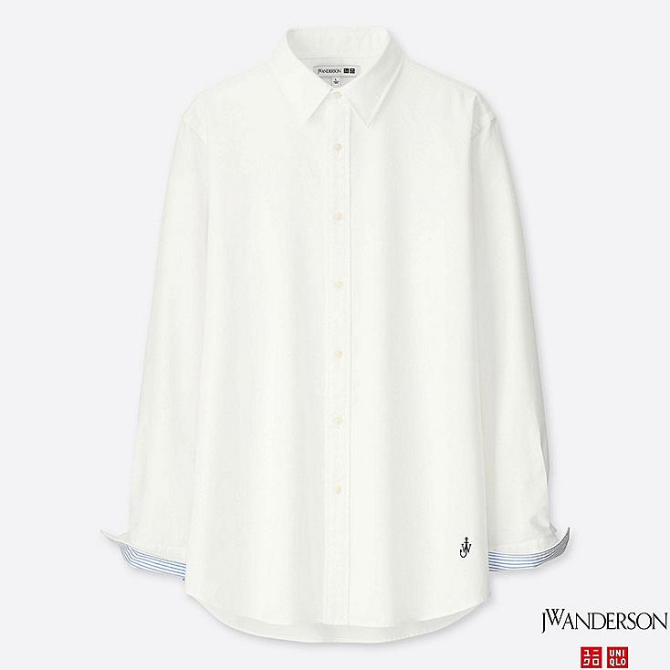 CHEMISE OXFORD REGULAR FIT J.W.ANDERSON HOMME