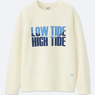 KIDS CALIFORNIA MEMORIES SWEATSHIRT, OFF WHITE, medium