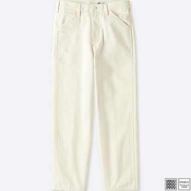 WOMEN UNIQLO U BOYFRIEND JEANS