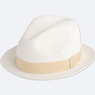 MEN BLADE HAT, OFF WHITE, medium