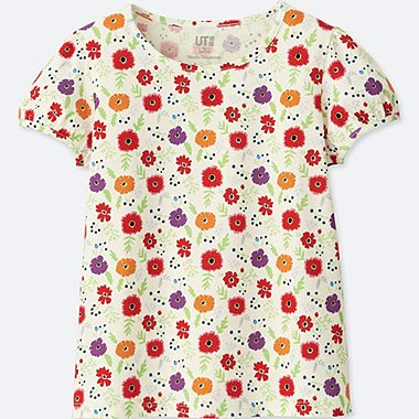 GIRLS Studio Sanderson Short Sleeve Graphic T-Shirt