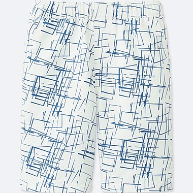 BOYS SPRZ NY SWIM SHORTS (NIKO LUOMA), OFF WHITE, medium