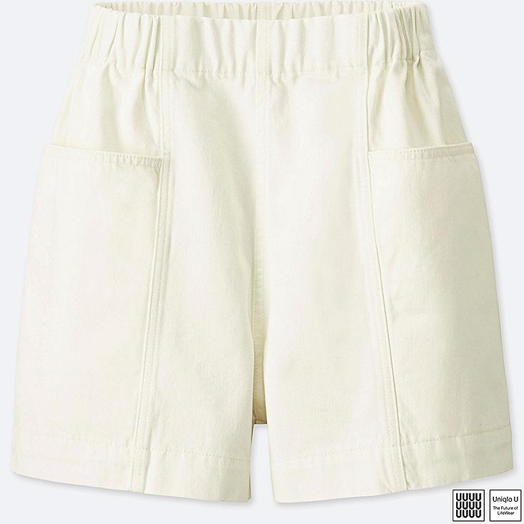 Damen U Jeans Shorts by Uniqlo