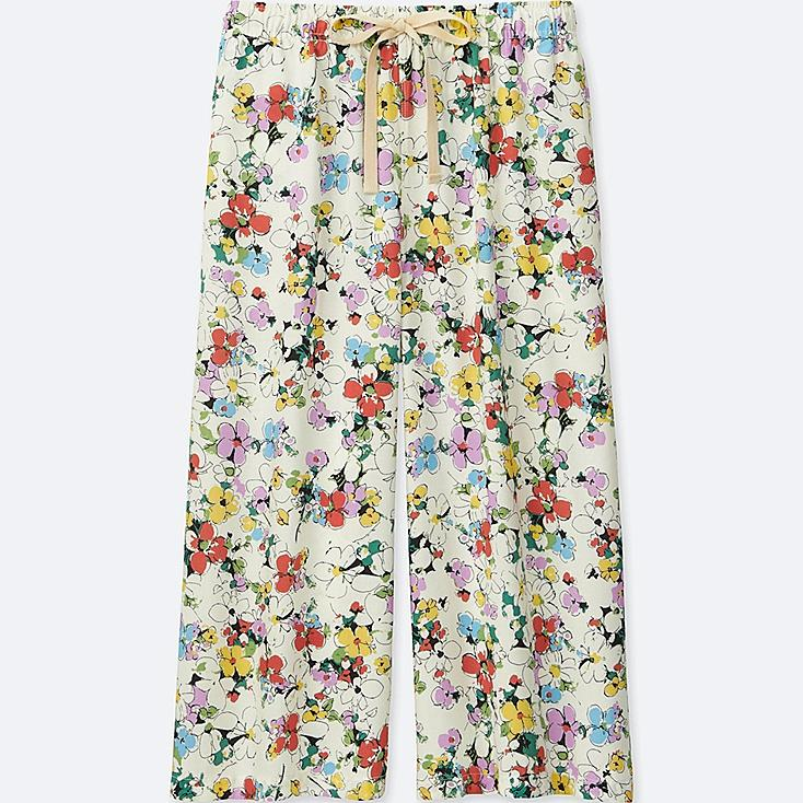 WOMEN RELACO 3/4 FLORAL SHORTS | Tuggl