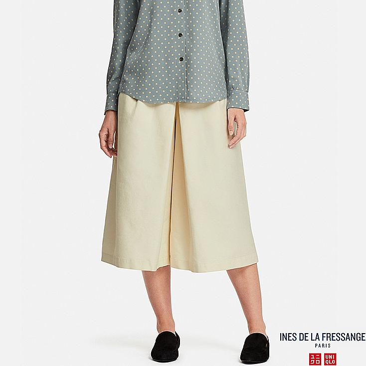 WOMEN INES COTTON  CULOTTES