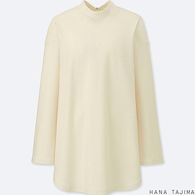 WOMEN HPJ MOCK NECK LONG SLEEVE TUNIC
