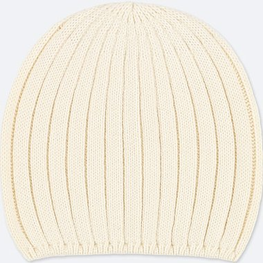 WOMEN HEATTECH KNITTED BEANIE