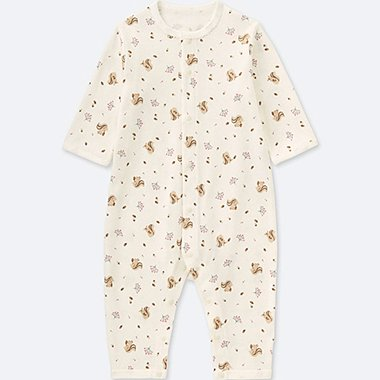 Baby Body (Langarm, Eichhörnchen)