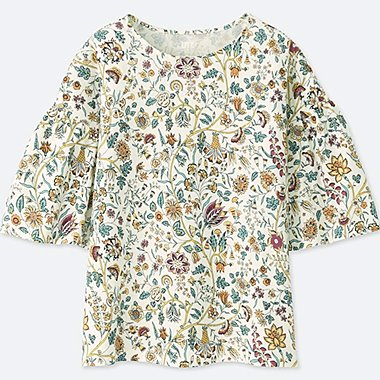 DAMEN UT T-SHIRT Studio Sanderson for UNIQLO