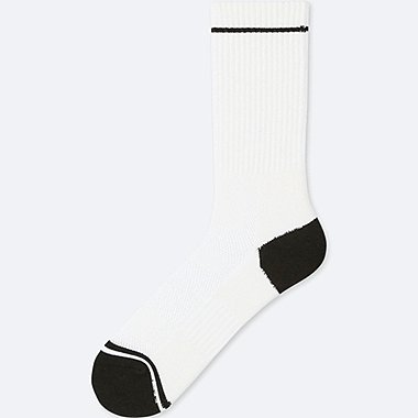 MEN HEATTECH PILE LINE SOCKS