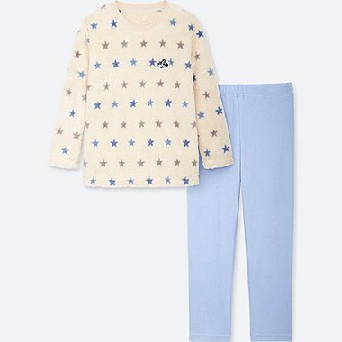 GIRLS DISNEY COLLECTION FLEECE LOUNGE SET