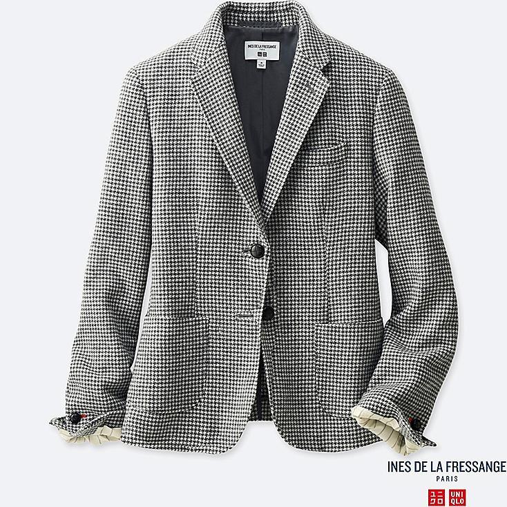 WOMEN Ines Soft Tweed Jacket