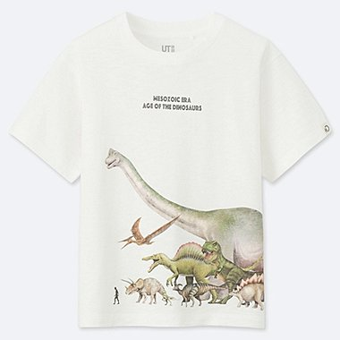 KINDER BEDRUCKTES T-SHIRT DISCOVERY CHANNEL