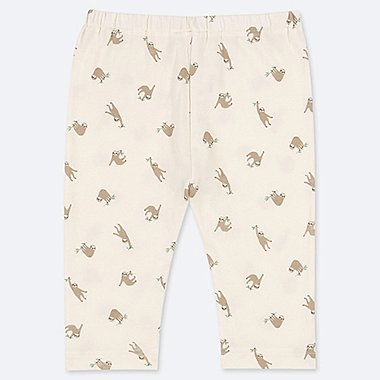 TODDLER CROPPED LEGGINGS, OFF WHITE, medium