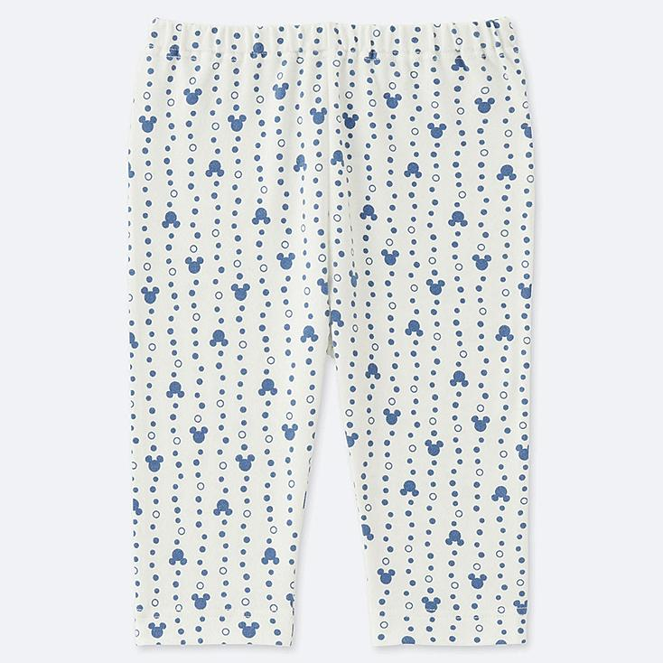 TODDLER MICKEY BLUE CROPPED LEGGINGS, OFF WHITE, large