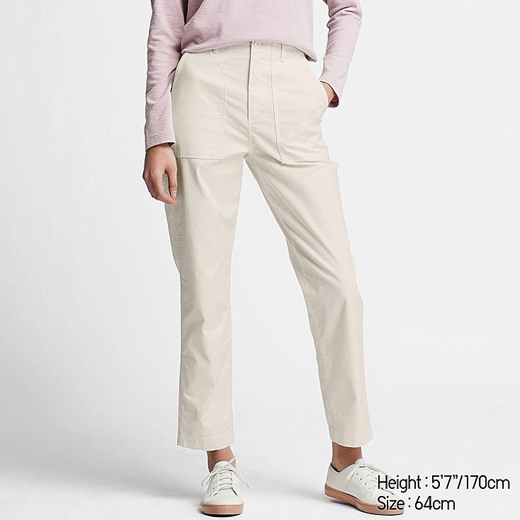 WOMEN BAKER TROUSERS