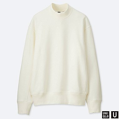 WOMEN UNIQLO U PULLOVER SWEATSHIRT