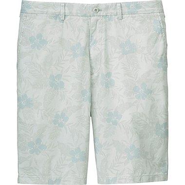 Mens Chino Shorts, LIGHT GRAY, medium