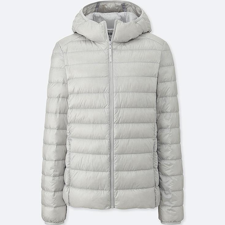 WOMEN Ultra Light Down Parka