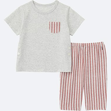 TODDLER Dry Short Sleeve Pajamas