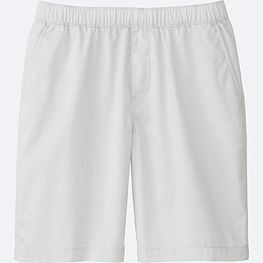 MEN EASY SHORTS, LIGHT GRAY, medium