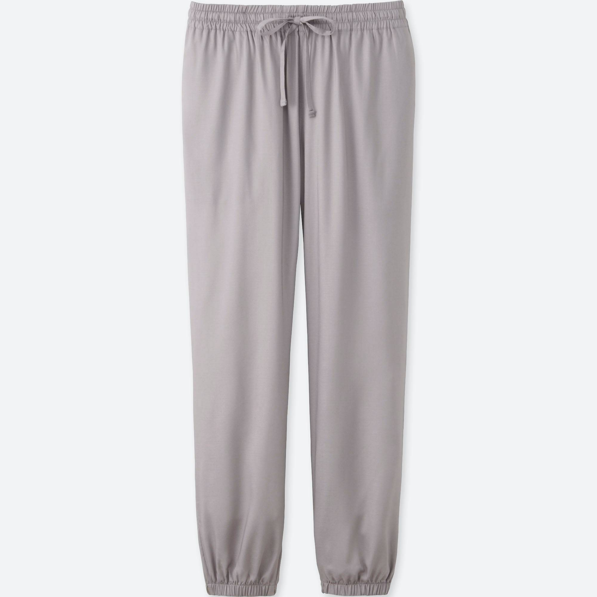 WOMEN DRAPE PANTS | UNIQLO US