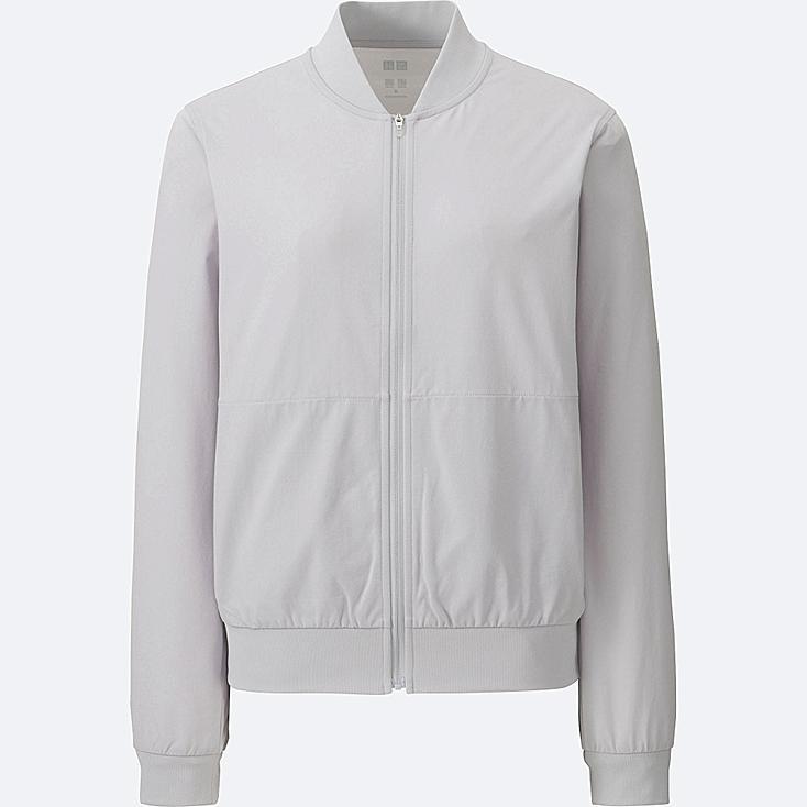 WOMEN Dry-EX Ultra Stretch Full-Zip Jacket