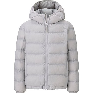 BOYS Light Warm Padded Parka