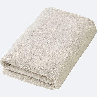 BATH TOWEL, LIGHT GRAY, medium