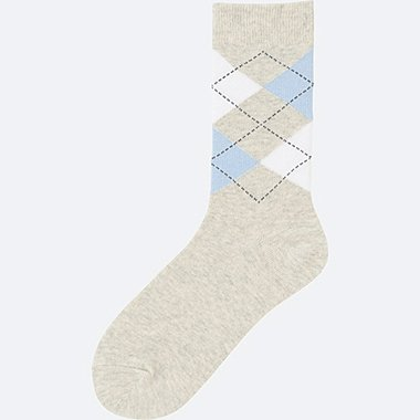 WOMEN Socks (Argyle)