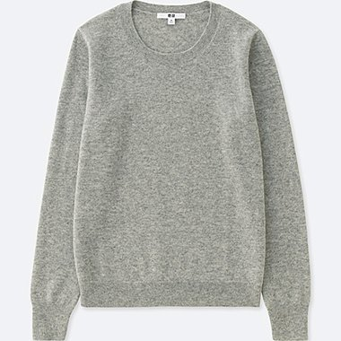 Women's Cashmere Pullovers, Sweaters, Jumpers | UNIQLO UK