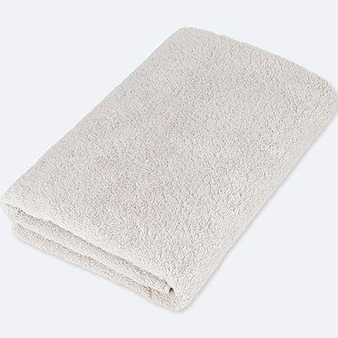 BATH TOWEL (ONLINE EXCLUSIVE), LIGHT GRAY, medium