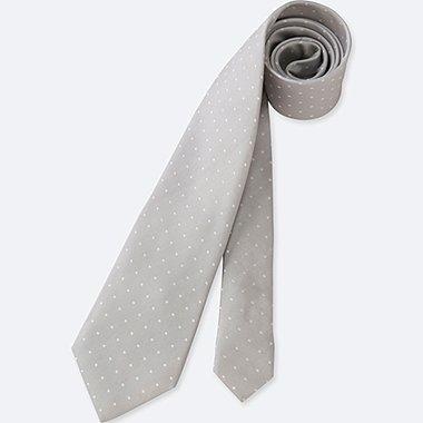 HERREN Krawatte gepunktet
